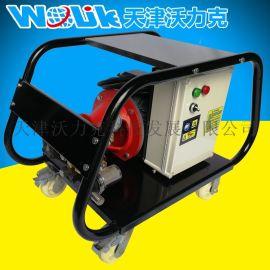 天津蓟县200公斤移动小型除漆除锈高压清洗机