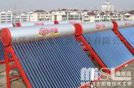 1吨或2至3吨宾馆用太阳能热水器工程-单机串并联