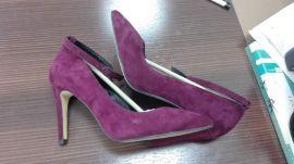 广州鞋厂来样来图加工定制各类时尚鞋