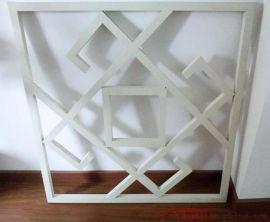 铝材窗花-铝方管窗花-扁条新型防盗网