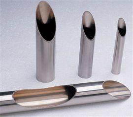不锈钢电解抛光管+蒙乃尔合金: Monel400