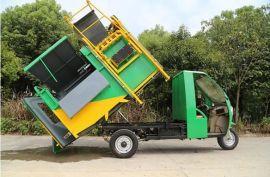 自卸式垃圾车用推杆电机