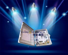 昕韵塑料FTTH光纤入户48芯光纤分纤箱