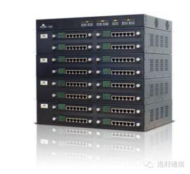 迅时郑州OM500呼叫中心IP程控集团电话