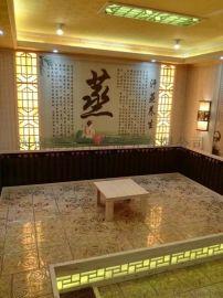 河南省禹州市最大的汗蒸房安装公司
