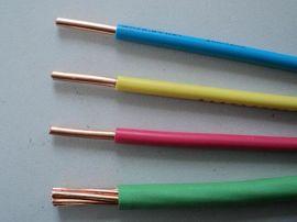 BV10铜线聚氯乙烯绝缘电力电缆家装布电线