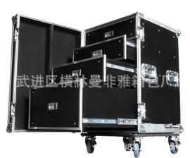 专业定制铝合金航空箱 **手提工具箱生产厂家 医疗器械展示箱