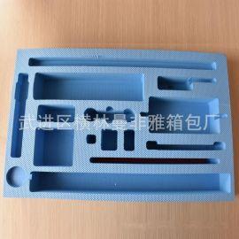 厂家定做医疗配件模型 防震仪器箱内衬 机械设备箱 化学试验箱