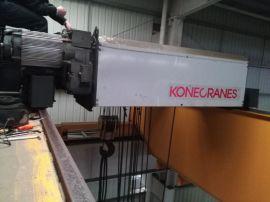 科尼SWF钢丝绳葫芦 固定式钢丝绳电动葫芦