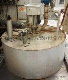 集中過濾供回液系統回水箱改造