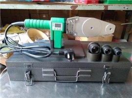 金奥PPR数显热熔器 水管热熔机PB PE20-32家用塑焊机可调温模头