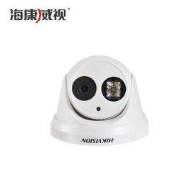 DS-2CD3345(D)-I海康400万红外网络半球摄像机