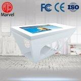 玛威尔42寸LED时尚互动触摸一体机 落地式多点触控液晶广告机批发