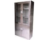 黃山卓辰廠家直銷ZC-G003不鏽鋼文件櫃儲物櫃