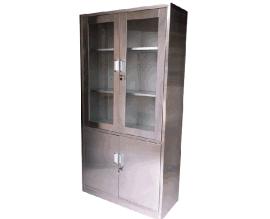 黄山卓辰厂家直销ZC-G003不锈钢文件柜储物柜
