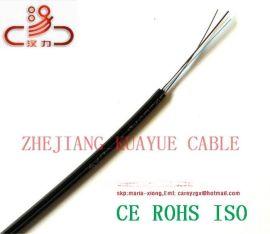 浙江汉力FTTH室内4芯皮线光缆