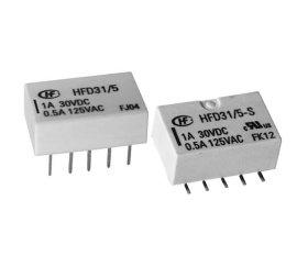 宏发(HF)继电器HFD31/024原装新货