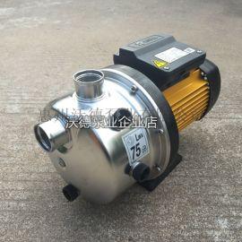 西班牙原装进口不锈钢自吸泵DELTA 1005M泵
