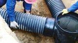 流槽沉泥pe塑料检查井小区注塑一体雨水污水井