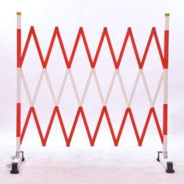 伸缩式折叠护栏