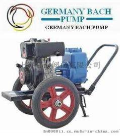 进口移动式自吸污水泵 欧洲    (BACH)品牌