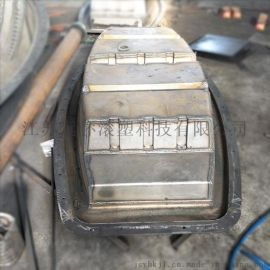 定做滚塑渔船模具制品 异形加药桶储罐模具 远怀科技