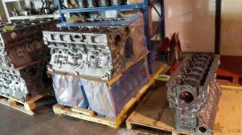康明斯ISM420缸体 同力矿车发动机