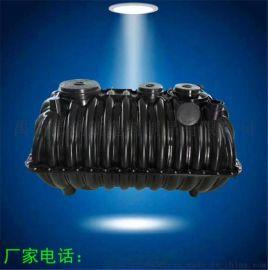 河南濮阳许昌漯河三门峡塑料三格式化粪池厂家