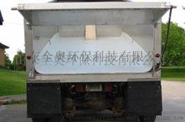 不沾土板车厢滑板 自卸车底板 耐磨板聚乙烯板