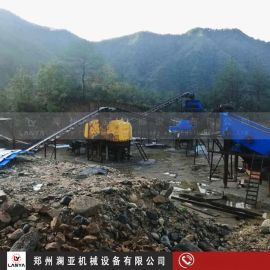 贵州日产1500吨制砂生产线案例,成套制砂设备厂家