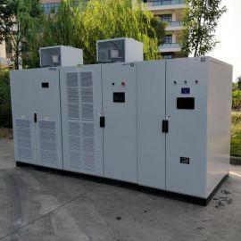 高压变频调速系统 解决水厂恒压供水问题