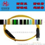钢丝缠绕高压软管总成,耐油树脂液压设备专用软管