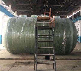 玻璃钢污水处理化粪池隔油池支持订做