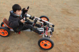 万亿宝DIY百变童车 开发儿童智力新思维