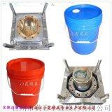台州塑料注塑模具乳胶桶模具多少钱一套