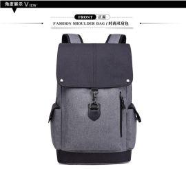 背包定制商务礼品背包广告包定制