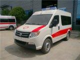 国五东风御风短轴救护车