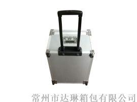 空气净化处理箱 电源安装拉杆箱