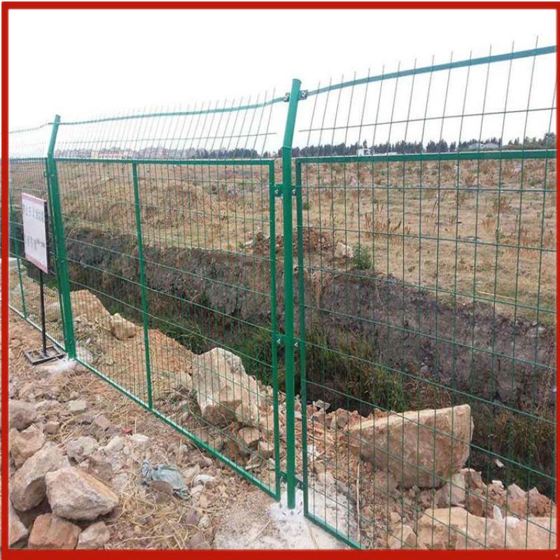 黄色隔离网 长春隔离网 铁丝围栏网厂家