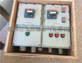 防爆动力检修插座装置