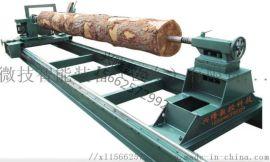 超大圆木车床做廊柱亭艺木梁 温州市 兴隆x14