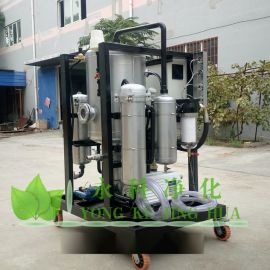 过滤器ZLYC-25液压油滤油机防爆真空滤油车