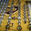 不鏽鋼大門拉手定制加工金屬異形拉手