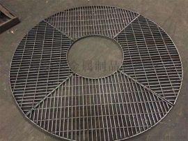 镀锌钢格板/钢格栅/沟盖板/楼梯踏步板/下水盖