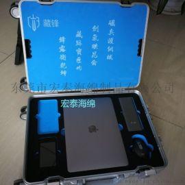 EVA泡棉包装盒 EVA包装盒雕刻成型
