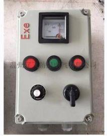 LBZ带灯按钮防爆按钮盒
