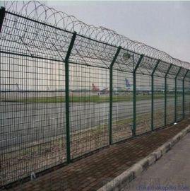 机场钢筋网围界网-飞行区钢筋网围界