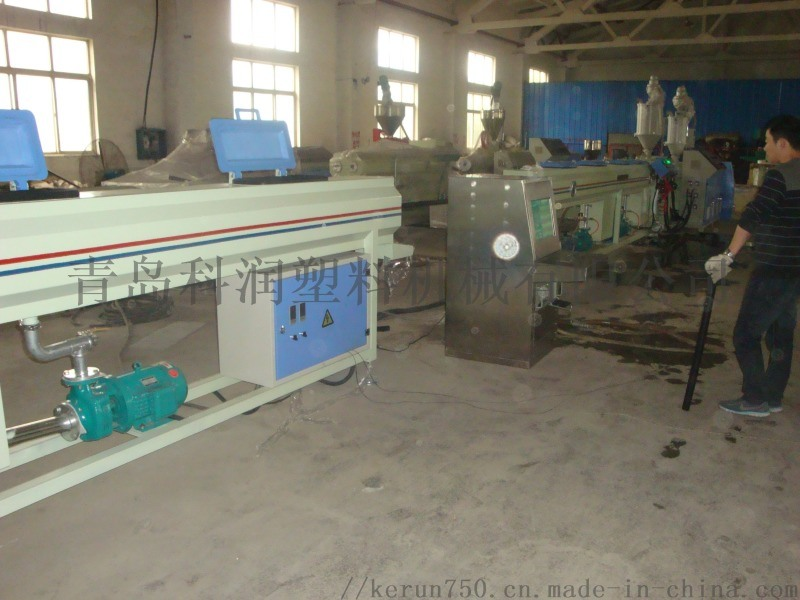 SJ65/30 PP-R管材生产线