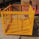 吊車作業施工升降設備弔籃 大壩鍍鋅弔籃