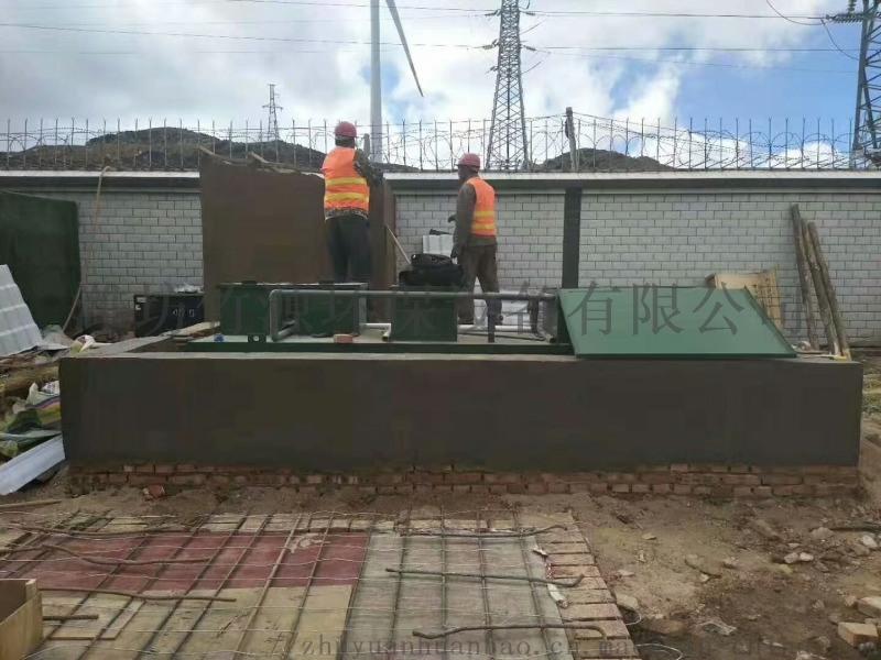 生活一體化污水處理設備廠家 -竹源環保